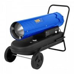 Nagrzewnica olejowa - 50 kW - 1100 m³/h - kółk MSW 10060852 MSW-TW-DH-50000