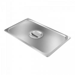 Pokrywka na pojemnik gastronomiczny - GN 1/1 - stal nierdzewna ROYAL CATERING 10010652 RCGN-1/1-LID-1