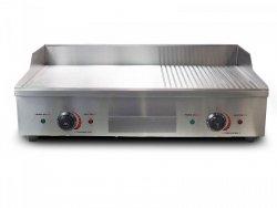 Płyta grillowa elektryczna gładka/ryflowana 73cm COOKPRO 750010004 750010004