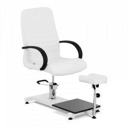 Fotel do pedicure Lima - podnóżek - biały PHYSA 10040408 PHYSA LIMA WHITE