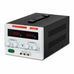 Zasilacz laboratoryjny - 0-30 V - 0-10 A - 300 W STAMOS 10021171 S-LS-80