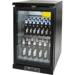 Chłodziarka do butelek 150l drzwi otwierane STALGAST 882151 882151