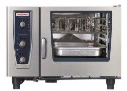 Piec konwekcyjno-parowy CombiMaster® Plus 62 Gazowy RATIONAL B629200.30B202 CombiMaster® Plus 62 Gazowy