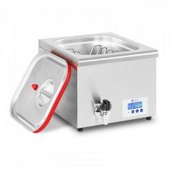 Urządzenie do gotowania sous vide - 500 W - 30-95°C - 16 l - LCD ROYAL CATERING 10011982 RCPSU-500