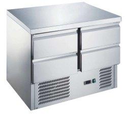 Saladetta chłodnicza 901 st. z wentylatorem, Linia 700 COOKPRO 800100004 800100004