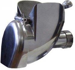 Rozdrabniarka do jarzyn AG3 - tarcza wiórki 2,4 mm, 6 mm i plaster 2,5 mm w zestawie MESKO-AGD AG-3 AG-3