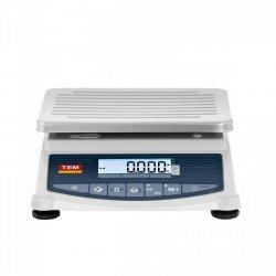 Waga sklepowa - 120 kg / 50 g - 28 x 34 cm - legalizacja TEM 10200022 TAB120D-O-B1