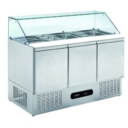 Stół chłodniczy sałatkowy R4 1320 MERCATUS R41320 R41320