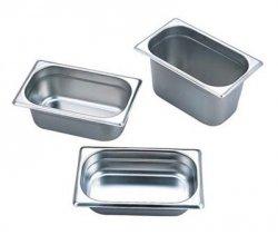 Pojemnik gastronomiczny GN 1/4 GNCH - 1/4-100 REDFOX 00010657 GNCH - 1/4-100