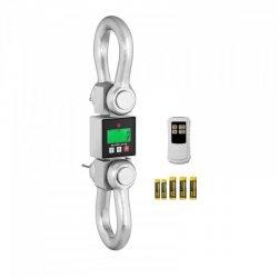 Waga hakowa - 10000 kg - 0,5 kg lub 5 kg - LCD STEINBERG 10030580 SBS-KW-10000ZM