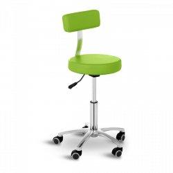 Krzesło kosmetyczne Physa Terni zielone PHYSA 10040276 Terni Green