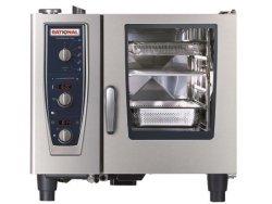 Piec konwekcyjno-parowy CombiMaster® Plus 61 Elektryczny RATIONAL B619100.01.202 CombiMaster® Plus 61 Elektryczny