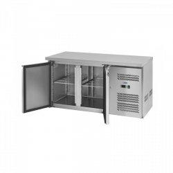 Stół chłodniczy - 228 l - stal nierdzewna ROYAL CATERING 10010457 RCLK-S228