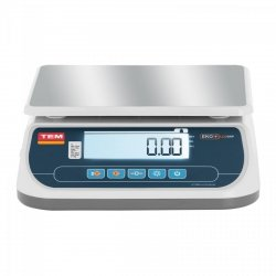 Waga sklepowa - 30 kg / 10 g - 21 x 28 cm - legalizacja TEM 10200018 TSRP+LCD30T-B1