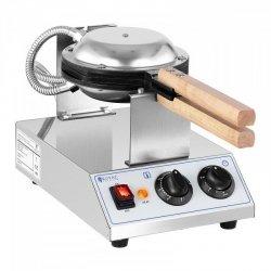 Gofrownica bąbelkowa - 1415 W - 50-250°C - timer: 0-5 min ROYAL CATERING 10012044 RC-BWM01