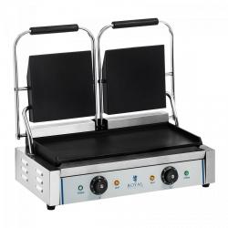 Grill kontaktowy - 2 x 1800 W ROYAL CATERING 10010335 RCKG-3600-F