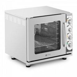 Piec konwekcyjny - 4 poziomy - 3000 W - wtrysk pary RC-EO423MS Royal Catering 10011757