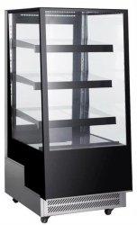 Witryna chłodnicza 3-półkowa 500 l HENDI 233443 233443