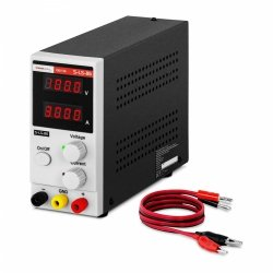 Zasilacz laboratoryjny - 0-100 V - 0-3 A - 300 W STAMOS 10021177 S-LS-86