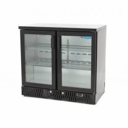 Chłodziarka do butelek barowych 2-drzwiowych MAXIMA BC 2 09400905 09400905