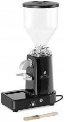 Młynek do kawy - 200 W - 1000 ml - plastik - czarny ROYAL CATERING 10011923  RC-CGM19