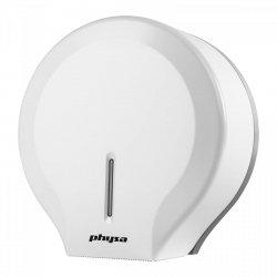Podajnik na papier toaletowy jumbo Foggia biały PHYSA 10040159 Foggia White