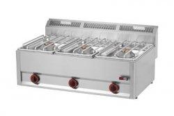 Kuchnia gazowa SP 90/3 GLS REDFOX 00000503 SP 90/3 GLS