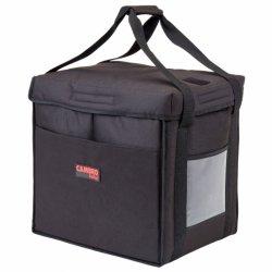 Czarna 15-calowa składana, izolowana torba dostawcza GoBag CAMBRO GBD121515110