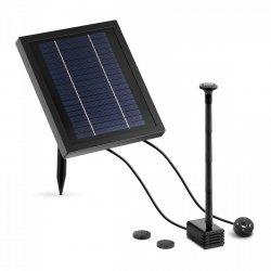 Pompa solarna do oczka wodnego - fontanna - 250 l/h - 0,75 m UNIPRODO 10250184 UNI_PUMP_11