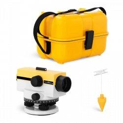 Niwelator optyczny - powiększenie 32 x - śr. 40 mm STEINBERG 10030470 SBS-LI-32/40