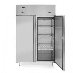 Szafa chłodniczo-mroźnicza Profi Line - 2 drzwiowa 420+420 l HENDI 233146 233146