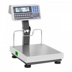 Waga sklepowa - 60 kg (20 g) / 150 kg (50 g) - legalizacja TEM 10200034 BE2CA035X040150-B1