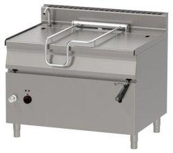 Patelnia elektryczna zuchylaniem ręcznym BR 90/120 E/N REDFOX 00016550 BR 90/120 E/N