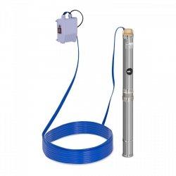 Pompa głębinowa - 370W - do 39 m - stal nierdzewna MSW 10060177 MSW-SPP32-037
