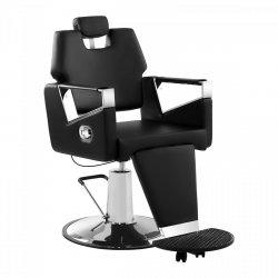 Fotel fryzjerski Physa Turin czarny PHYSA 10040052 PHYSA TURIN BLACK