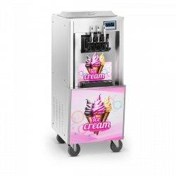 Maszyna do lodów włoskich - 23 l/h - 3 smaki ROYAL CATERING 10011363 RCSI-23-3