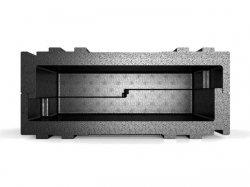Pojemnik termoizolacyjne – cateringowy Salto 410x410x(H)100 mm HENDI 707067 707067
