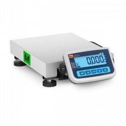 Waga paczkowa - 60 kg / 20 g - legalizacja - 30 x 40 cm TEM 10200025 BEK+C030X040060-F-B1