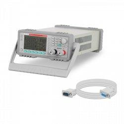 Zasilacz laboratoryjny - 0-60 V - 0-15 A DC - RS 232 - funkcja pamięci - LCD STAMOS 10021067 S-LS-37