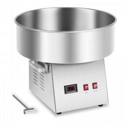 Maszyna do waty cukrowej - 52 cm - LED ROYAL CATERING 10010549 RCZK-1030-W
