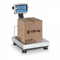 Waga platformowa - 150 kg / 50 g - legalizacja TEM 10200001 BEKO+LCD035x040150-B1