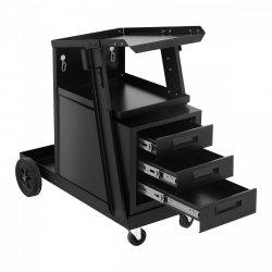 Wózek spawalniczy - 3 szuflady - 75 kg STAMOS 10020170 SWG-WC-3D