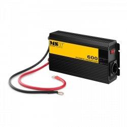 Przetwornica samochodowa - 600/1200W MSW 10060766 MSW-CPI-600PS