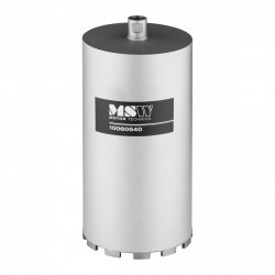 Wiertło diamentowe koronowe - 162 x 300 mm MSW 10060540 MSW-DCD-300/162