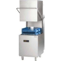 Zmywarko wyparzarka kapturowa 500x500, 6,8 kW z dozownikiem płynu myjącego STALGAST 803020 803020