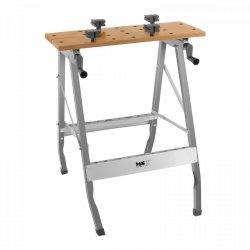 Stół warsztatowy - składany - 100 kg MSW 10060814 MSW-WWB 100