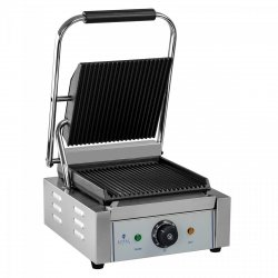 Grill kontaktowy Royal Catering RCCG-1800G 1800W ROYAL CATERING 10010330 RCCG-1800G