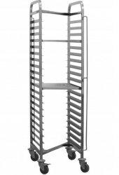 Wózek do transportu blach cukierniczych 18-półkowy INVEST HORECA WT-A01829/18 WT-A01829/18