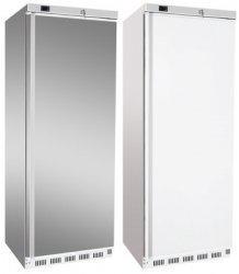 Szafa chłodnicza - 350 l nierdzewna HR - 400/S REDFOX 00009957 HR - 400/S