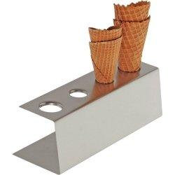Podstawka na wafle do lodów STALGAST 536004 536004